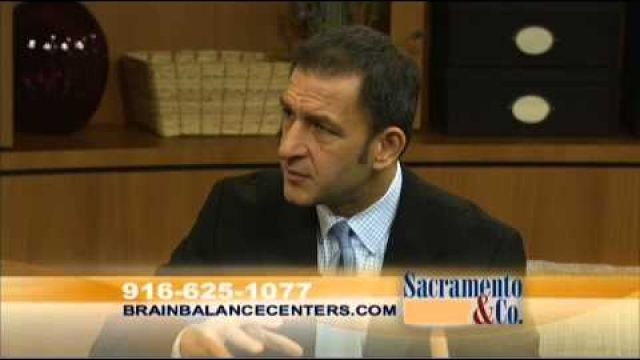 Watch Dr. Melillo Discuss Brain Balance on Sacramento & Co.