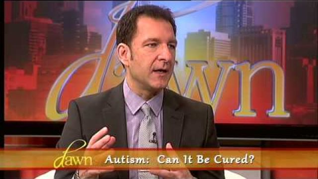 Dr Robert Melillo on Dawn Show Talking About Autism and ADHD