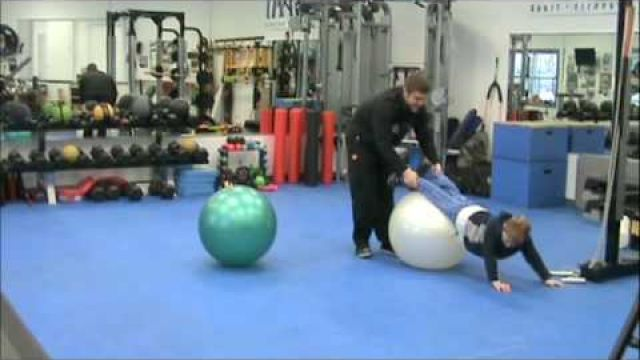 Autism Fitness - Stability Ball